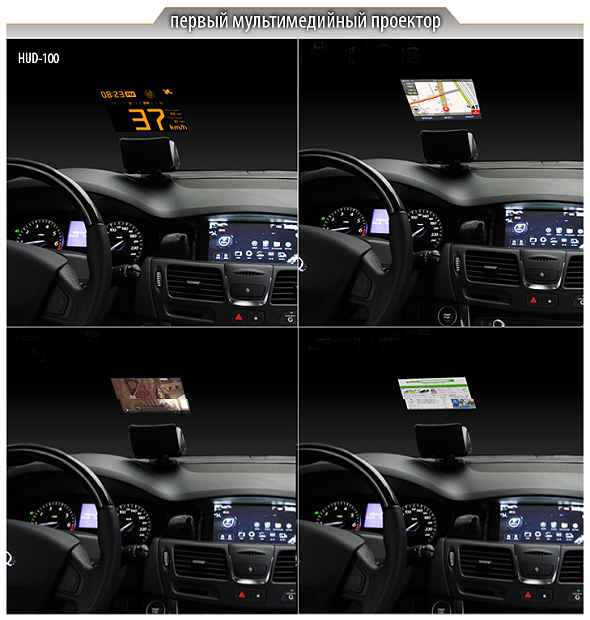 Разновидности сигналов на авто