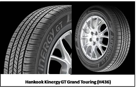 Hankook Kinergy GT Grand Touring (H436)